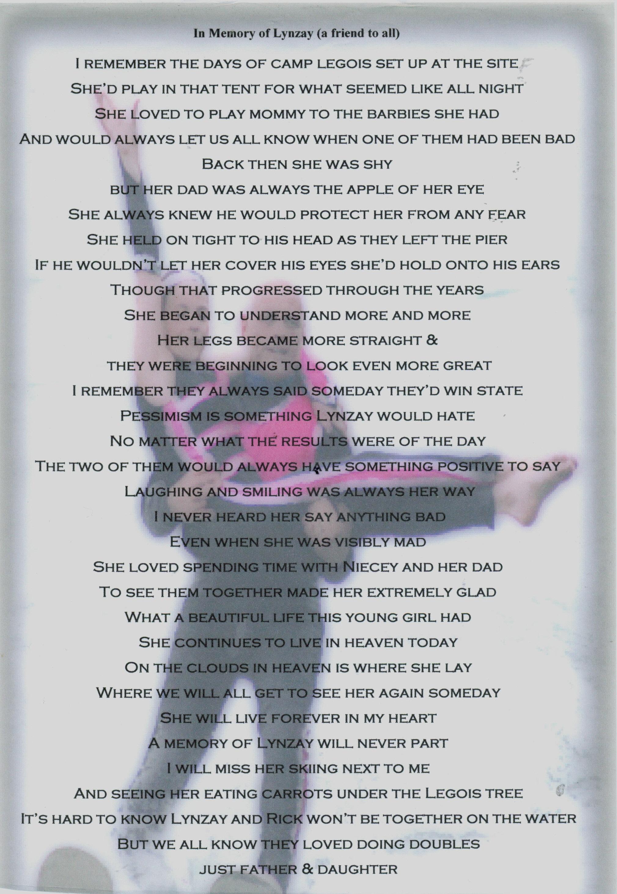 Poem by Amanda :) LOVE :)